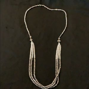Jewelry - Crystal beaded necklace